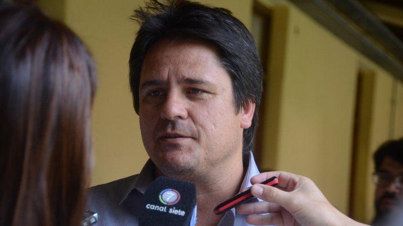 El ministro Gaido.