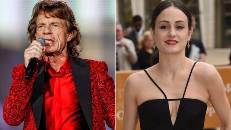 A los 73 años, Mick Jagger será papá otra vez