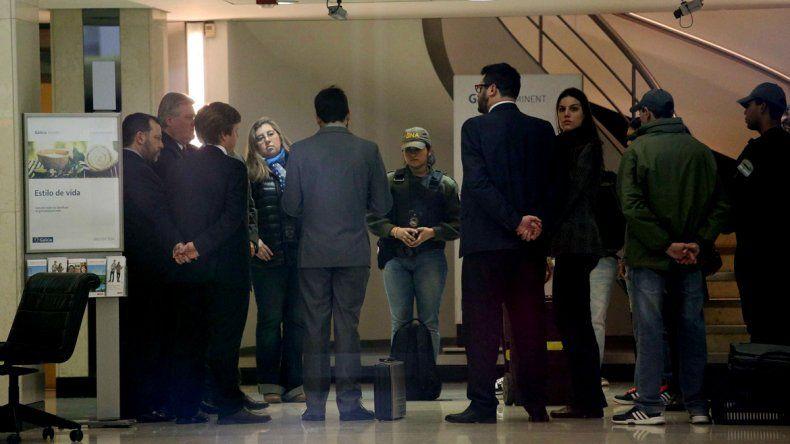 El juez federal Julián Ercolini había ordenado ayer abrir las dos cajas de seguridad de Florencia Kirchner