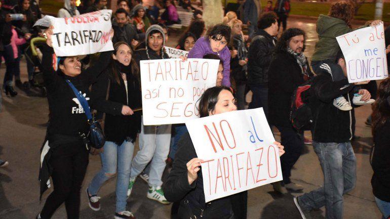 Las manifestaciones fueron espontáneas y se dieron en todo el país.