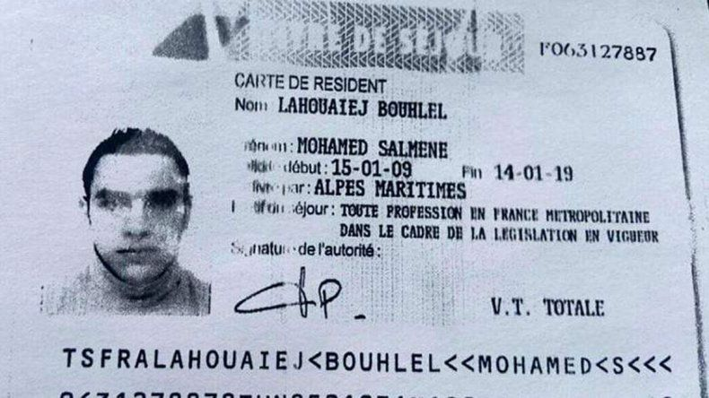 Este es el asesino: Mohamed Lahouaiej Bouhlel