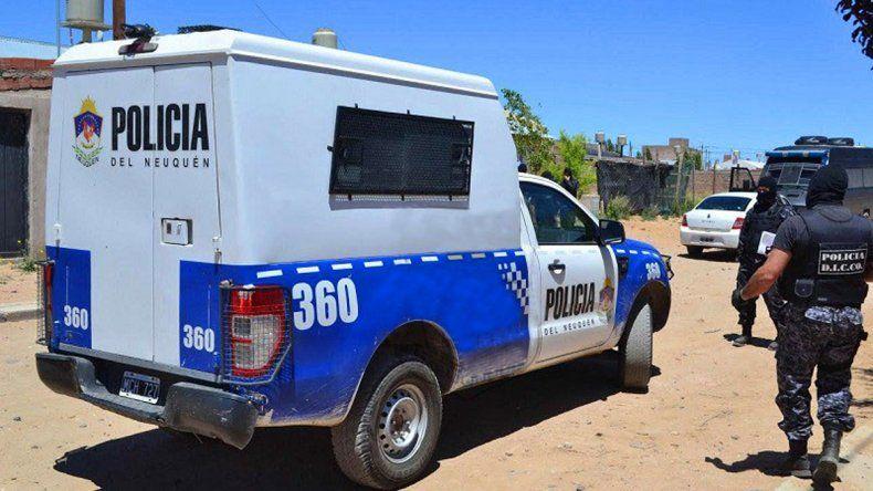 La Policía incrementó los procedimientos y duplicaron las detenciones en este primer semestre del año.