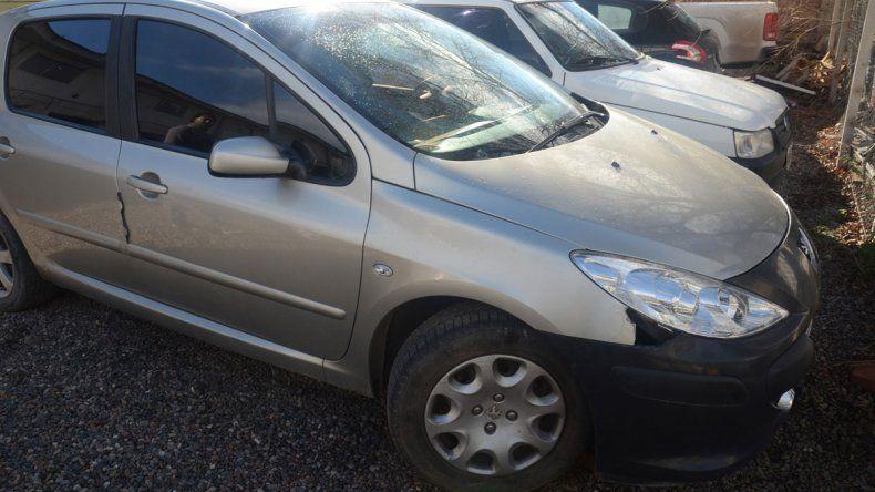 Los vehículos fueron secuestrados por Sustracción de Automotores.