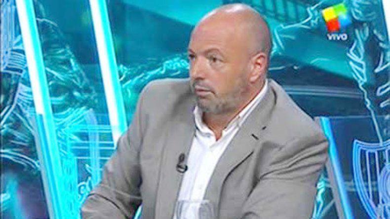 Andrés Turco Alaluf.- Periodista partidario de Boca