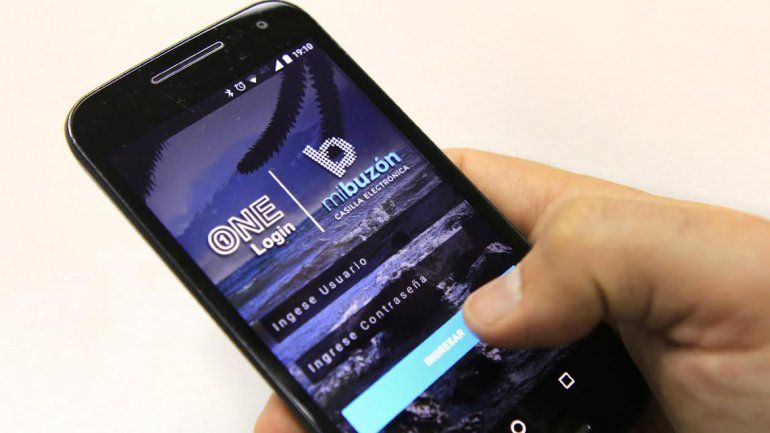 Los empleados estatales ya pueden consultar su recibo de sueldo en el celular