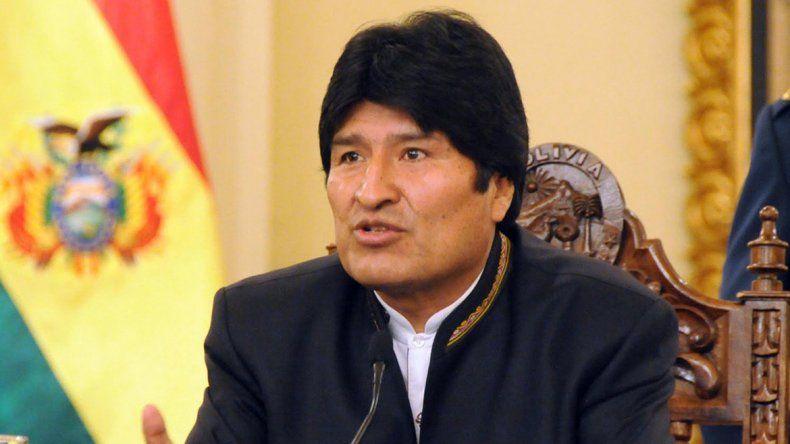 El Gral. Salmón quiso dividir a Bolivia en 2008