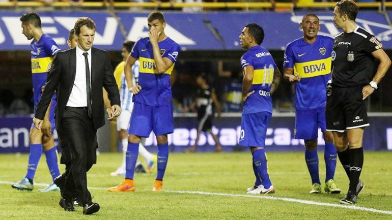 El Xeneize inició el año con el objetivo de ganar la Libertadores