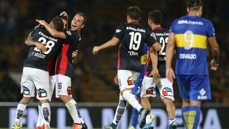 El semestre arrancó torcido con el 4 a 0 sufrido ante San Lorenzo por la Supercopa Argentina. Es la peor derrota en una final del fútbol argentino.