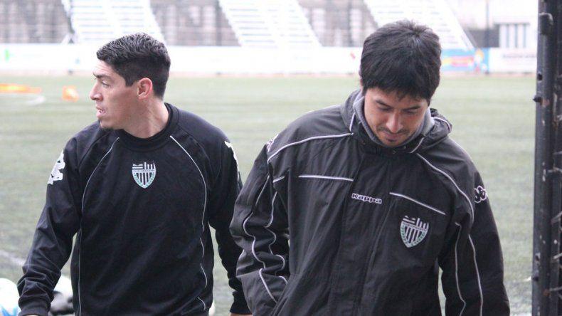 El ex delantero acompañará a Cristian Bravo en la preparación física.