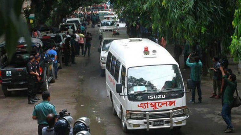 Arrestan a profesor universitario por el ataque terrorista en Bangladesh