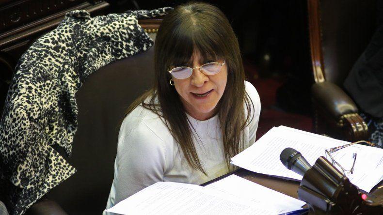 Diana Conti: Tememos que Cristina vaya presa