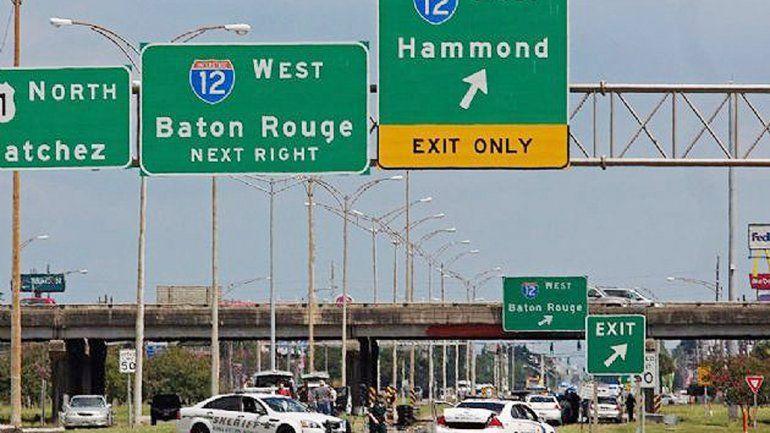 En el tiroteo en Baton Rouge