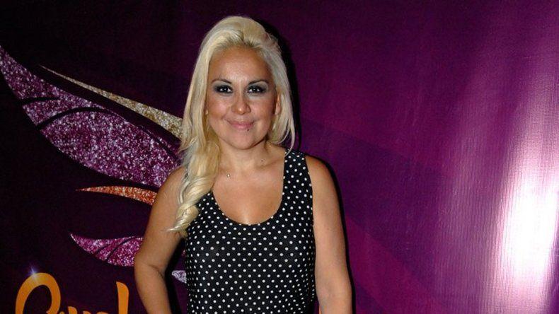 Ojeda culpó a Rocío Oliva de alejar al Diez de Dieguito. No lo ve desde junio.