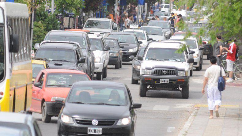 El tránsito fue el principal tema de debate en el Deliberante