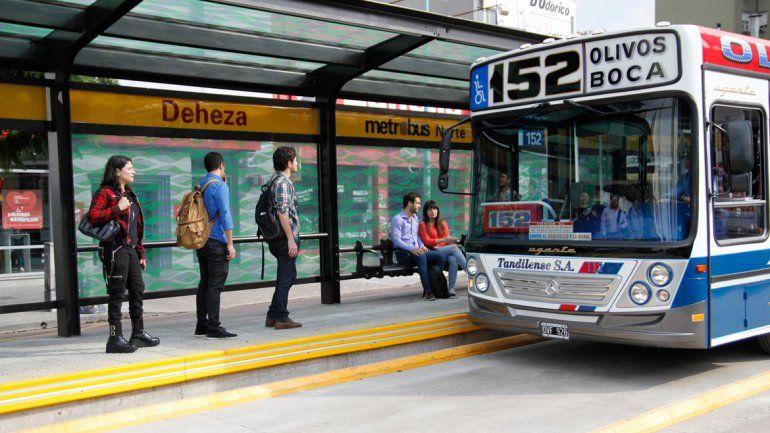 El Metrobús fue una experiencia exitosa en Buenos Aires. Ahora quieren implementarlo en la ciudad de Neuquén.