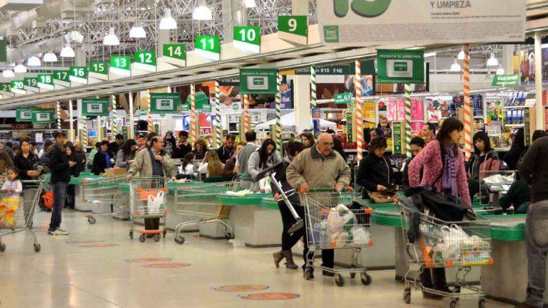 Ya rige la devolución del 15% de IVA para las compras de alimentos