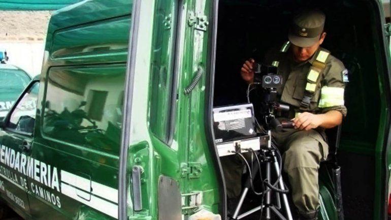 Pereyra: Queremos instalar que en Neuquén se controlan las velocidades máximas