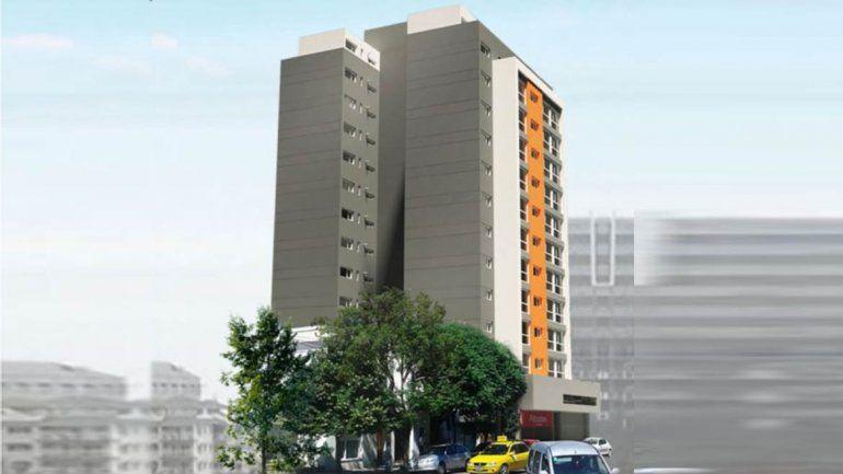 Preentrega de 21 departamentos de la Torre Carlos H. Rodríguez de Natania