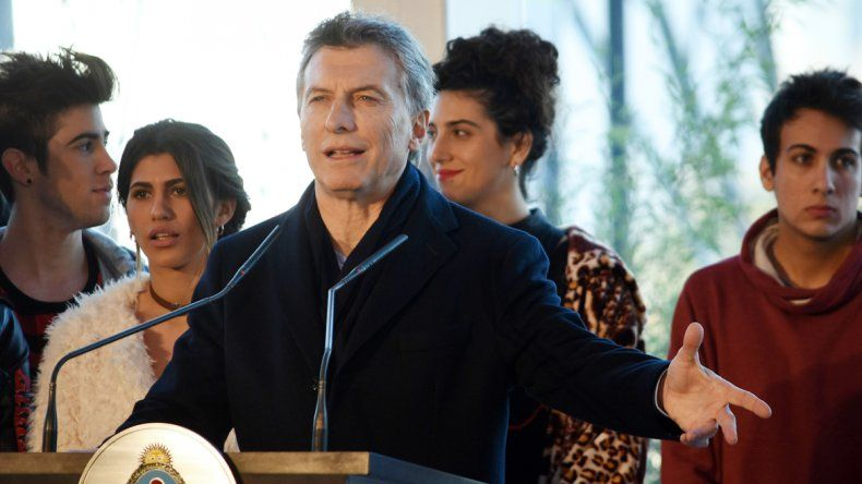 Lo inauguró Macri: Vamos a conservar