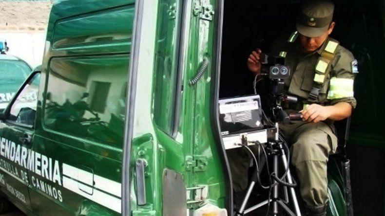 Gendarmería Nacional intervendrá durante los controles que se lleven a cabo en las rutas neuquinas.