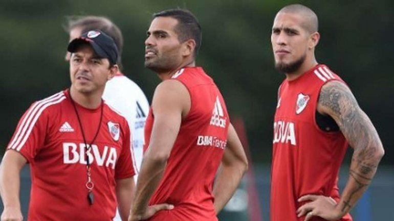 El Millo arranca hoy a entrenarse en Ezeiza de cara al debut de la Copa.