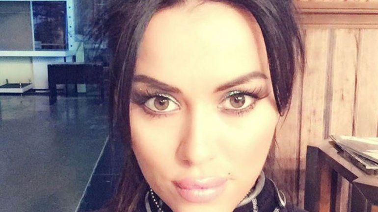 Para vos. La modelo con esta foto le contestó al fan que la trató de gordita.