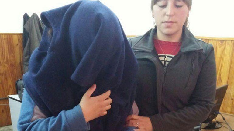 La madre se llama Yamila Ocampo Orellano y esta es la cuarta hija que tiene. Dijo que no podía mantenerla.