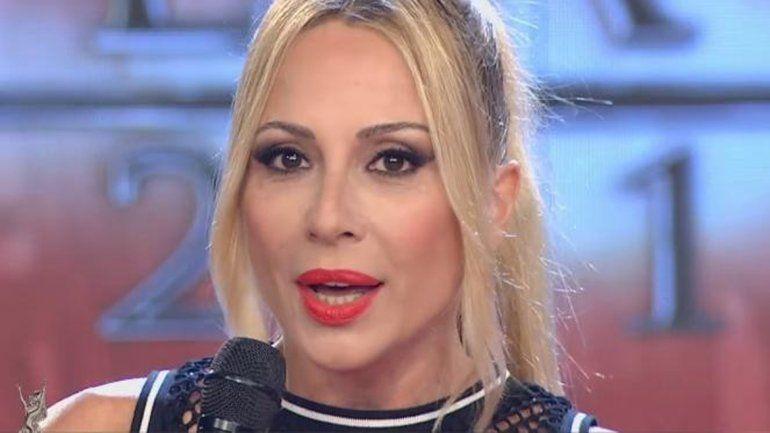 La española continúa participando en el Bailando de Marcelo Tinelli.