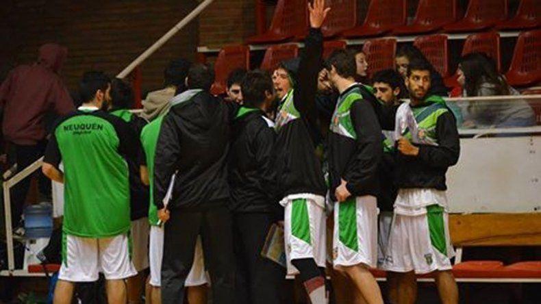 Neuquén logró su primera victoria en el 82º Campeonato Argentino.