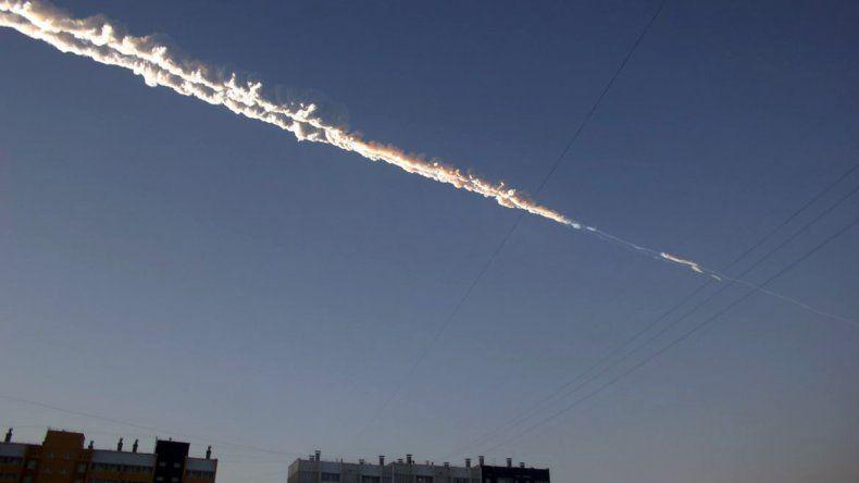 La explosión que se escuchó en General Roca fue un meteorito