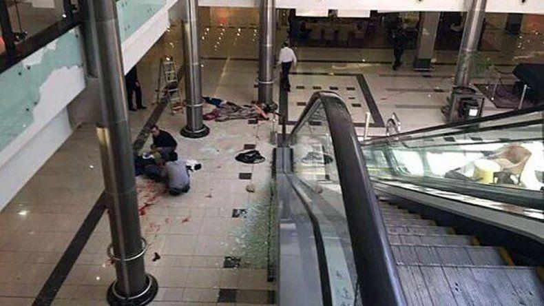 Diez muertos y más de veinte heridos en un violento tiroteo en Múnich