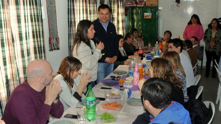 Provincia entregó materiales para escuelas deportivas y talleres culturales en Loncopue