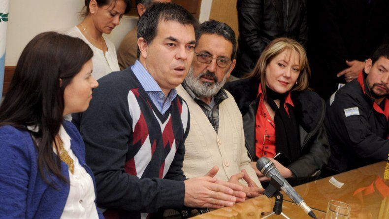 El ministro Alcaraz encabezó el acto de entrega de los recursos.