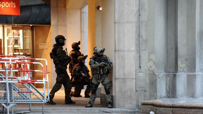 Atentado en Múnich: descartaron relación con Estado Islámico