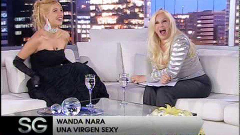 La diva quiere en su living a Maxi López y a su novia sueca