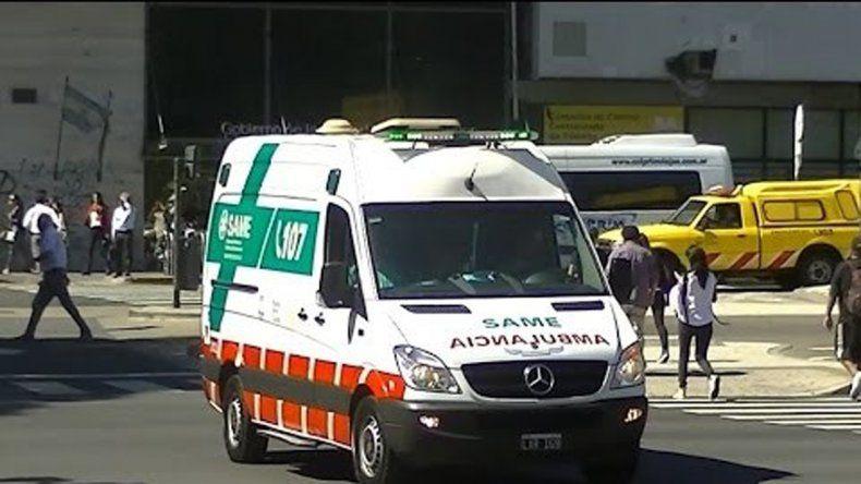 El cadáver apareció al lado del Riachuelo dentro de un auto. La causa está caratulada como averiguación de causales de muerte.