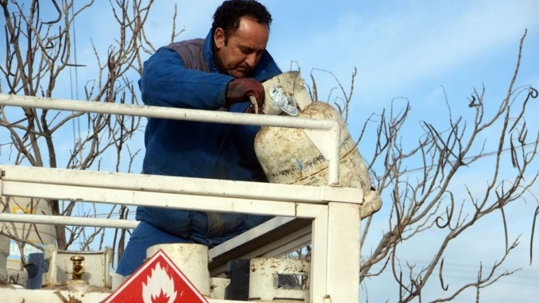 La visita de Alfredo es la más esperada todas las semanas en diferentes barrios periféricos de la ciudad.