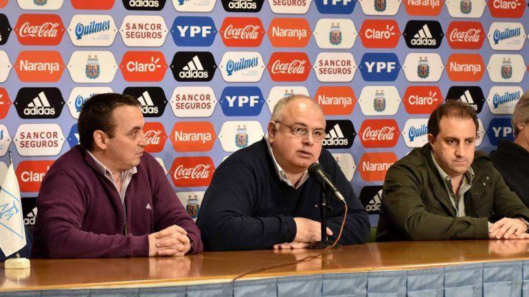 Los dirigentes del ascenso están molestos con la forma en que se manejó Pérez hasta ahora.