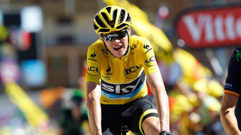 Froome fue 21º