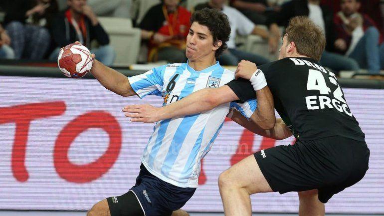 La máxima figura del handball argentino no irá a Río