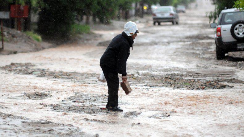 ¿Hasta cuándo va a seguir la lluvia en el Alto Valle?