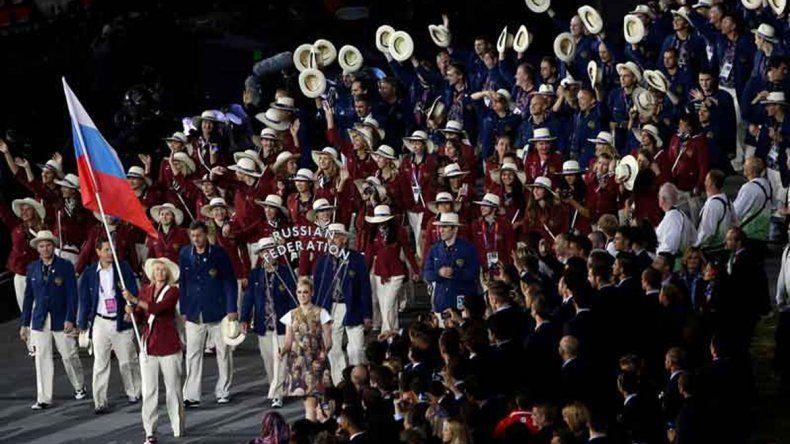 Rusia tendrá equipo olímpico en Río de Janeiro