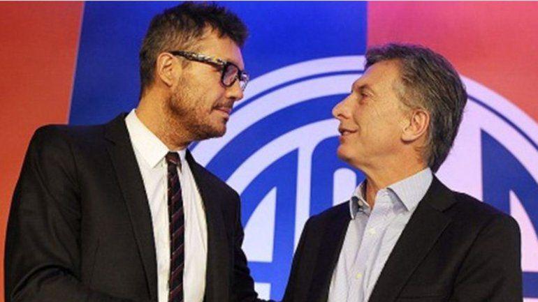 Mauricio y Marcelo fueron muy amigos: incluso compartieron negocios.