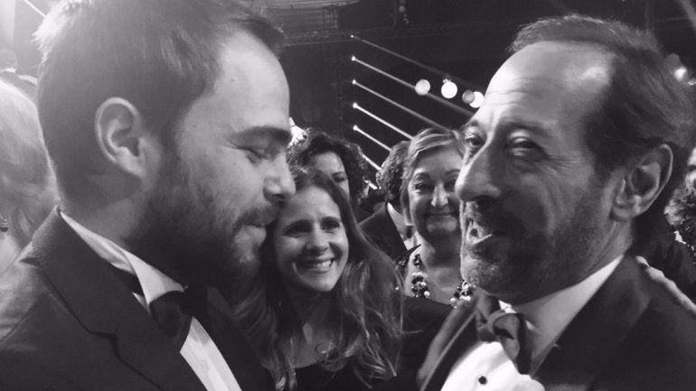 Dolores Fonzi y Francella se consagraron en los Premios Platino