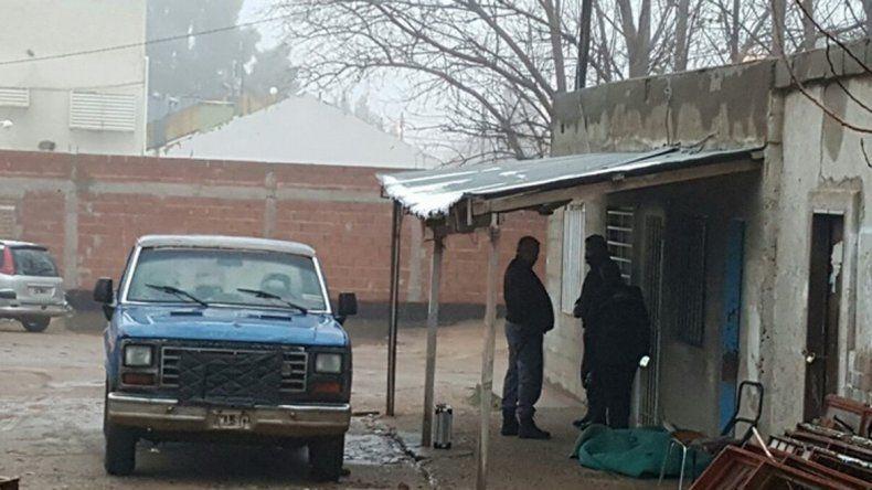Un indigente murió en las puertas del acceso de Desarrollo Social de Cutral Co