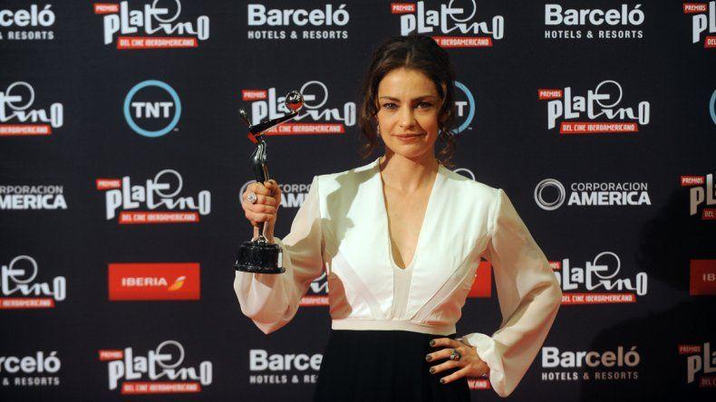 Fonzi y Francella se consagraron en los Premios Platino
