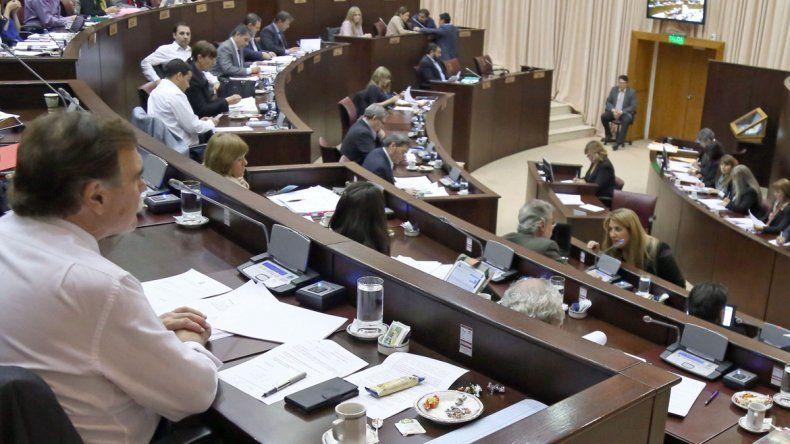 En la Legislatura se va a debatir el proyecto del Ejecutivo provincial.