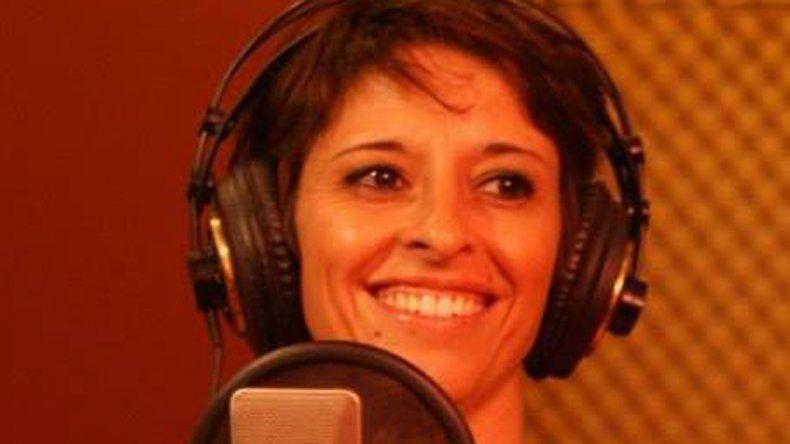Perla Farías tiene 39 años y es cantante en la ciudad de Rafaela.