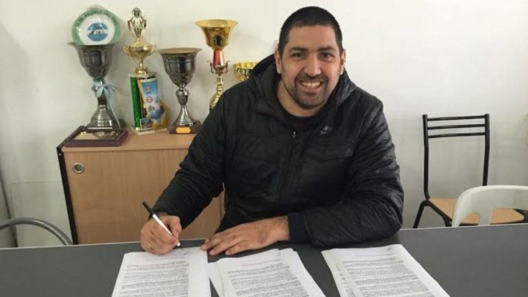 El Cepi Ochoa es el nuevo refuerzo de Independiente.