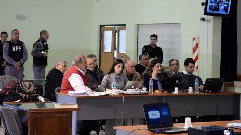 Fiscal pidió de 10 a 25 años de prisión y perpetuas para represores de la región